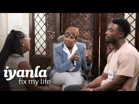Kevin McCall Confronts His Mother's Anger and Violence | Iyanla: Fix My Life | OWN