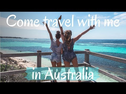 COME TRAVEL WITH ME IN AUSTRALIA + Productivity Vlog - My Work Flow as a Freelancer at Home
