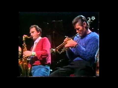 Stan Getz and Chet Baker  - Sweden 1983