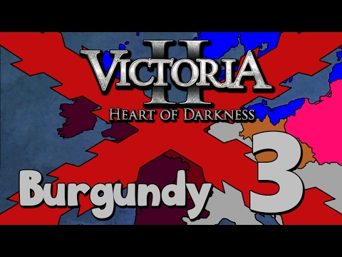 Victoria 2: Divergences of Darkness - Burgundy | Part 3: Eyes on India
