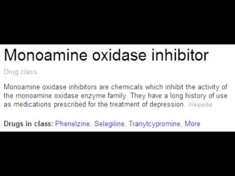 monoamine oxidase mao inhibitors mechanism clinical use