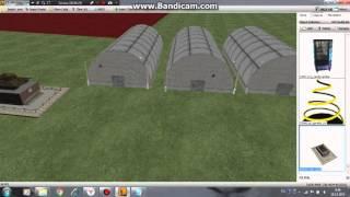 Строительство базы Часть 1  Для Самп 0 3е crmp