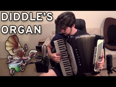 Diddle's Organ (Legend of Mana) [accordion cover]