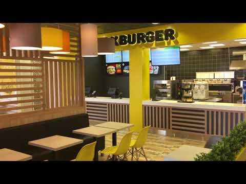 """Дизайн-проект для """"DK Burger"""""""