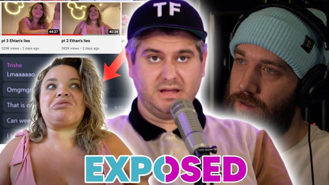 Ethan Klein EXPOSES Trisha Paytas for lies...