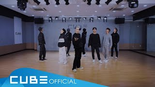 펜타곤(PENTAGON) - '데이지(Daisy)' (Choreography Practice Video)