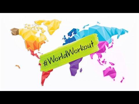 Herbalife sets a GUINNESS WORLD RECORDS® achievement | #WorldWorkout 2015