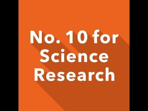 UT Austin Ranks No. 10 Among U.S. Universities for Scientific Research in Nature Index