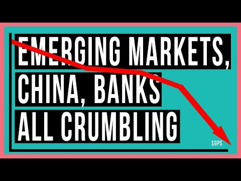 Global Stocks DROP as QE Taper SPOOKS Market! China and Financials in BEAR Market!