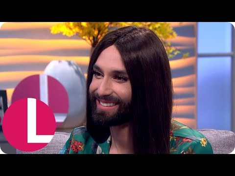 Conchita: The World's Most Famous Bearded Lady | Lorraine