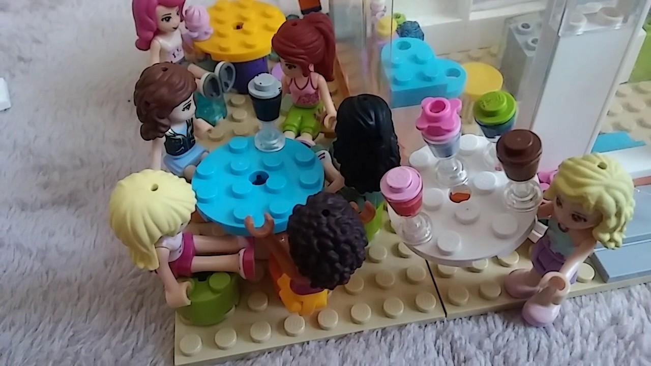 Bajki Lego i innych figurek #2 - Spotkanie w Sokarni! :)
