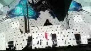 Skrillex Intro - Petco Park! 9-22-11