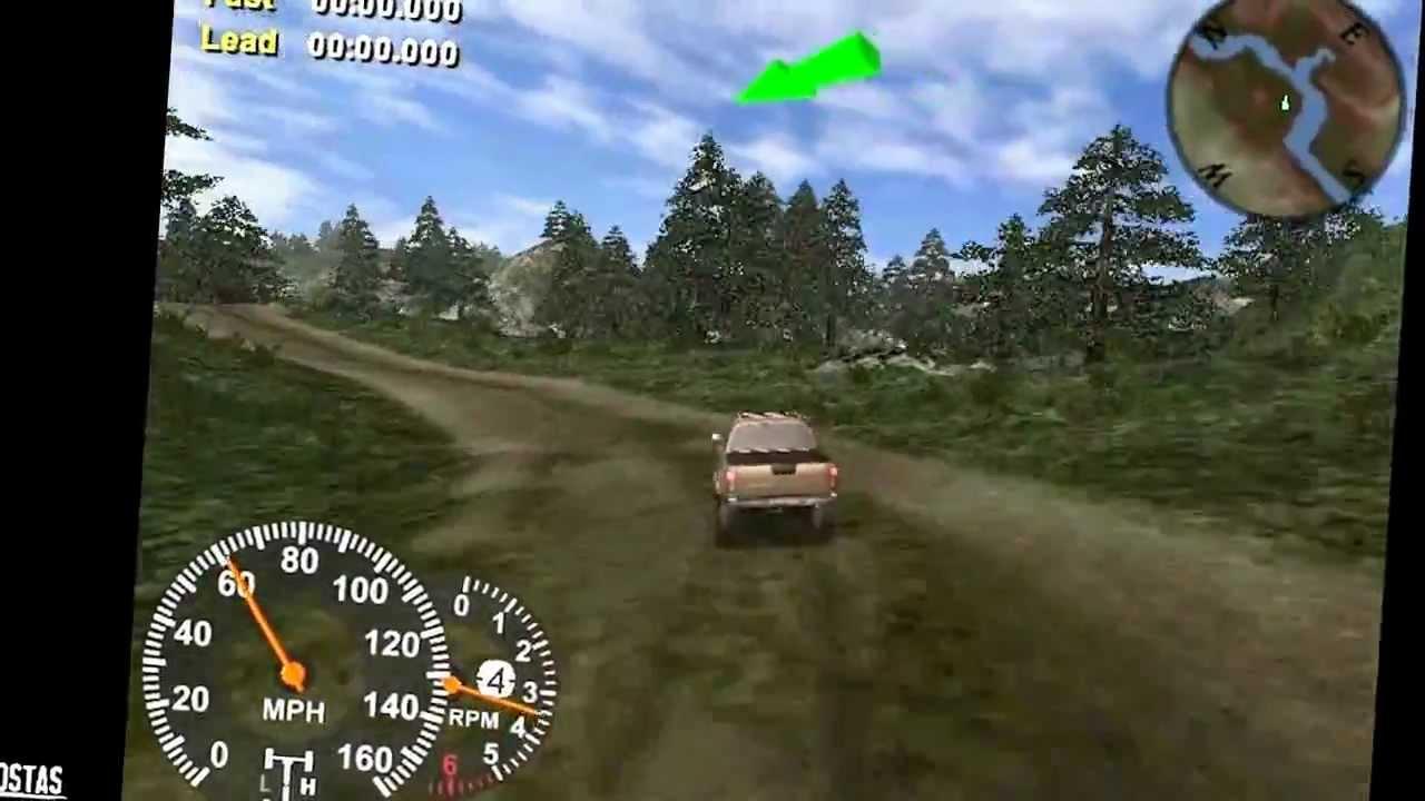 4x4 Evolution 2 - PC Gameplay - GTX 560 Ti + i5-2500K - YouTube
