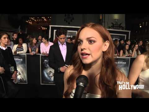 MIchelle Defraites reveals how to be a mean girl on Project Almanac