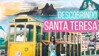 #RoteiroCarioca - Bondinho, Parque da Ruinas, Mirante do Rato e Escadaria Selarón | Pelo Rio Blog