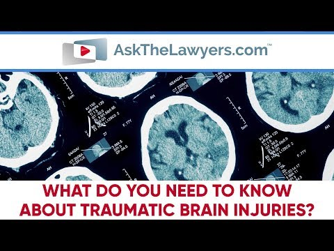 What Do You Need to Know About Traumatic Brain Injuries?