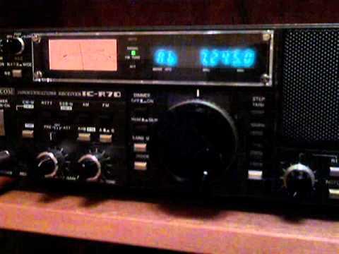 Radio Mauritanie on 7245 KHz