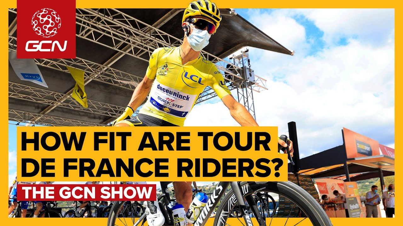 Are Tour De France Pros The Strongest Riders In Cycling? | GCN Show Ep. 399