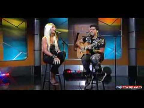 """""""Hey Yo"""" performed by Brooke Hogan & Colby O'Donis in Konquest & Key Closet!"""