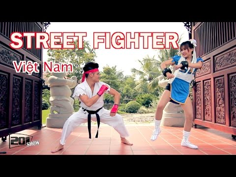 Street Fighter (Vietnam) 201 Show