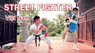201 SHOW - Street Fighter (Vietnam) - Chiến Binh Đường Phố -  201 Show