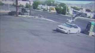 APD releases graphic video of hit and run involving bicyclist