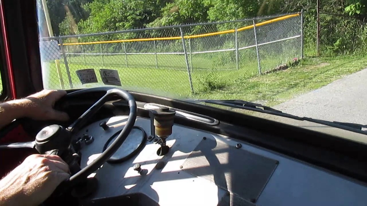 1962 Willys Jeep Fc170 Forward Control Truck 4x4 Youtube