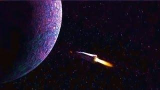 Корабль пришельцев,, Художественный фильм