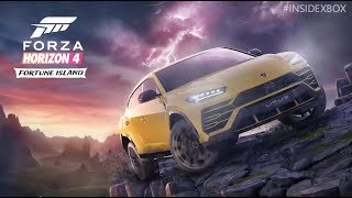 Forza Horizon 4 Fortune Island Expansion Announced!
