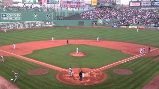 Boston Red Sox vs. Cleveland Indians: 3