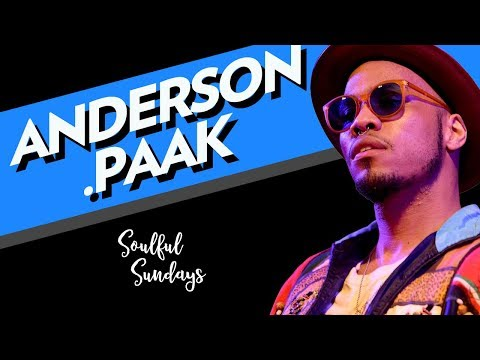 """Anderson .Paak Talks New Album """"Oxnard,"""" And Creative Differences With Dr. Dre 