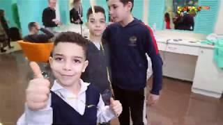 Открытие парикмахерской «МаМдаринка»
