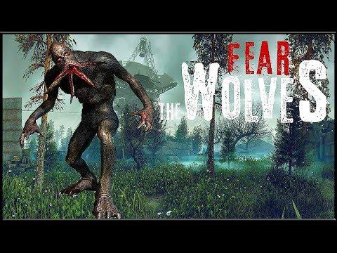 Fear the Wolves Обновление - НОВАЯ ГРАФИКА, ЗВУКИ И ВОЛКИ   БАТЛ РОЯЛЬ S.T.A.L.K.E.R.