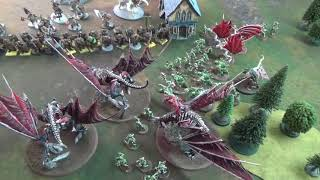 Video Age of Sigmar Battle Report: Chaos vs. Flesh Eater Courts 2,000 Points download MP3, 3GP, MP4, WEBM, AVI, FLV Januari 2018