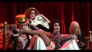 "Rocky horror picture show - Tim ""freaking hot"" Curry - Sweet transvestite"