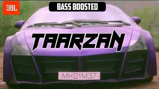 Taarzan title song bass boosted   Taarzan the wonder car song   bass boosted