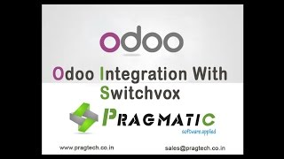 Odoo Integration With Switchvox