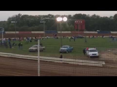 Mason Daniel Qualifying  Terre Haute Action Track