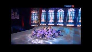 Гала-концерт второго фестиваля детского танца 'Светлана'