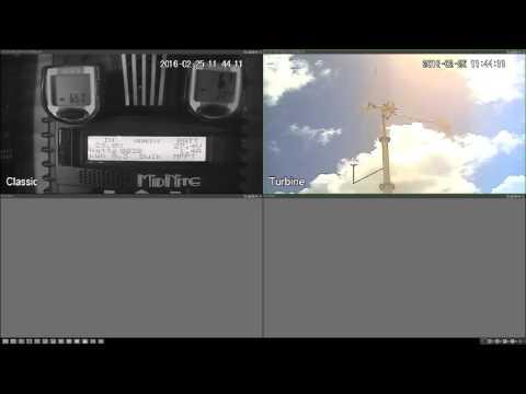 Wind Turbine Live Stream
