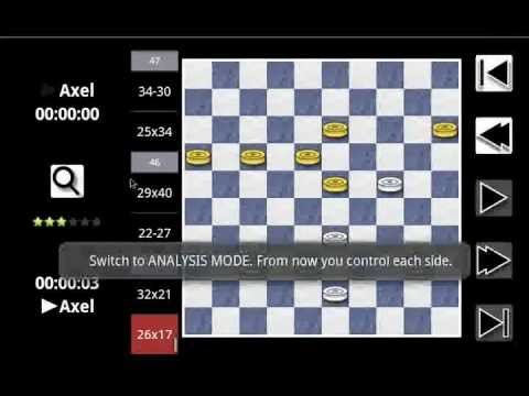 Dr Checkers 2.0: International draughts for Android