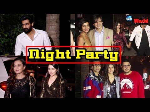 Star Studded Opening Night of Soho Club | Many Bollywood celebrities attend the bash