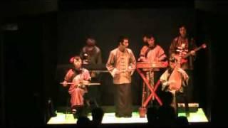 TMSK Ensemble - Xin Tian You / TMSK 新民乐团 - 信天游