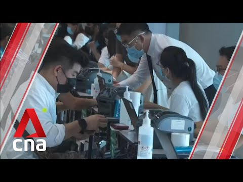 COVID-19: 37,000 aviation, maritime workers in Singapore to be vaccinated over 2 months thumbnail