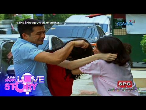Juan Happy Love Story: Goodmorning catfight!