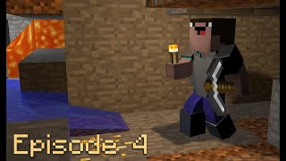 WE FOUND A MINESHAFT! - Inferno SMP Season 4 Episode 4 (ft. I AM SALTY)