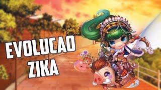 DDtank Mobile Brasil - Aquela Evolução Zika de falhas
