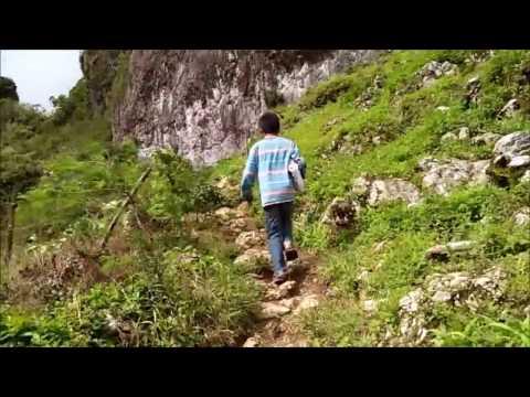 Climbing Osmena Peak (Mantalongon, Dalaguete, Cebu) January 2016