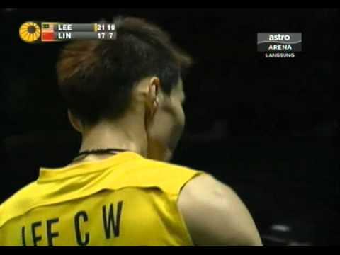 Lee Chong Wei Vs Lin Dan - All England 2011 Final - Part 4