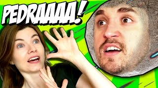 A PEDRAAAAA!!! - Brain It On (Parte 01)